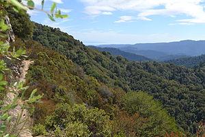 Castle Rock State Park (California) - Image: Castle Rock State Park 6