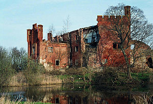 Schaaken Castle - Ruins of Schaaken Castle