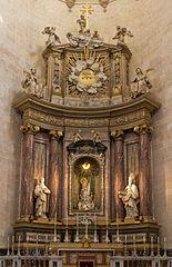 Retablo mayor de la catedral de Segovia