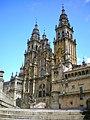 Catedral de Santiago de Compostela y Plaza del Obradoiro - panoramio.jpg