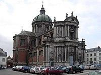 Cathédrale Saint-Aubain Namur 2005-03-12.jpg
