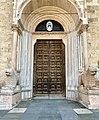 Cathedral facade, Parma, Italy, 2019, 04.jpg