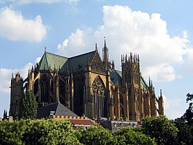 Image illustrative de l'article Cathédrale Saint-Étienne de Metz