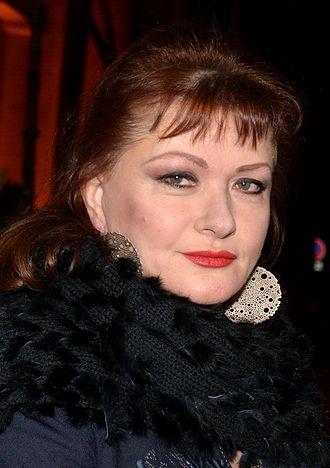 Catherine Jacob (actress) - Catherine Jacob at the Lumières Awards 2015 ceremony