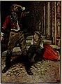 Cavalleria Rusticana - 'Santuzza tells Alfio of his wife's falseness', by Byam Shaw.jpg