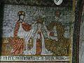 Cazeaux-de-Larboust église fresques Couronnement.JPG