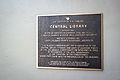 Central Library Commemoration Plaque.jpg