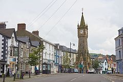 Central Machynlleth, June 2016.jpg