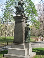 Central Park NYC - Beethoven statue by Henry Baerer - IMG 5719.JPG