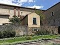 Certosa di Padula - Cella dei monaci con giardino.jpg
