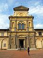 Certosa di fi, chiesa di s. lorenzo, ext., 03.JPG