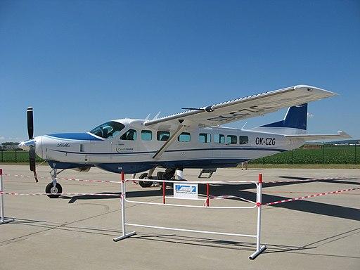 Cessna 208B Grand Caravan (OK-CZG)