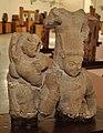 Chakravyuha Sankarshan Vasudeva - Balarama Krishna Pradumn Samb Anirudha - Circa 2nd Century CE - Sapta Samudri Koop Museum - ACCN 14-392-395 - Government Museum - Mathura 2013-02-23 5631.JPG