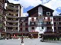Chamonix-Mont-Blanc -- Le village piéton de Chamonix-Sud (Lognan et Chailloud).JPG