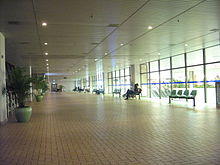 Changi Airport, Terminal 1, Viewing Mall 2.JPG