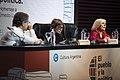Chantal Mouffe en la apertura de El pueblo y la política homenaje a Ernesto Laclau (21816515939).jpg