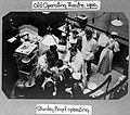 Charing Cross Hospital; Stanley Boyd in the old operating th Wellcome L0013051.jpg