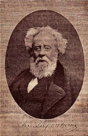 Charles Lafontaine - Image: Charles Lafontaine