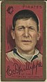 Charles Phillippe, Pittsburgh Pirates, baseball card portrait LCCN2008677409.jpg