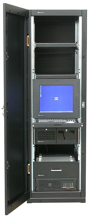 19-inch rack - 19-inch rack
