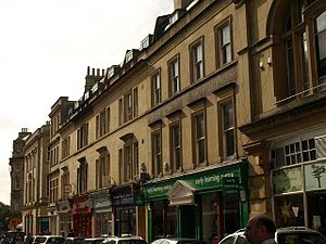 Cheap Street, Bath - Image: Cheap Street Bath