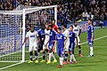 Chelsea 2 Bolton Wanderers 1 Chelsea progress to the next round of the Capital One cup (15165074039).jpg
