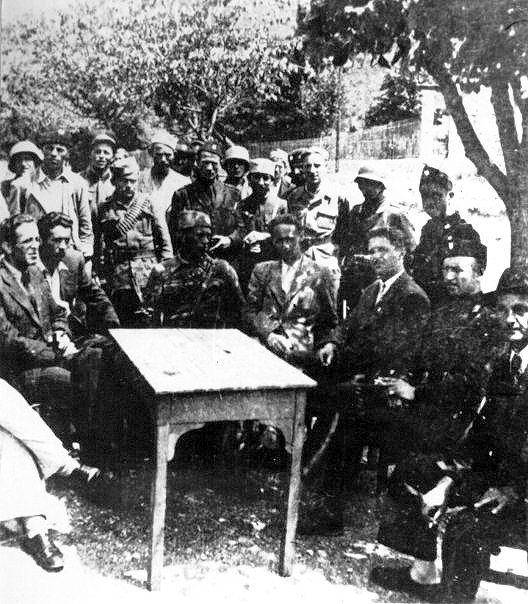 Chetniks, Ustasa, and Domobrani