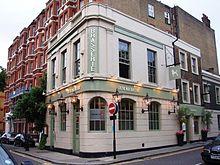 Kings Head Restaurant And Pub Roehampton High Street London