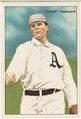 Chief Bender, Philadelphia Athletics, baseball card portrait LCCN2007685718.tif