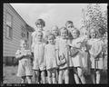 Children of miners. Koppers Coal Divison, Kopperston Mine, Kopperston, Wyoming County, West Virginia. - NARA - 540892.tif