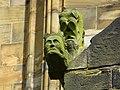 Chimeras at St Mary's Church, Mold - yr Wyddgrug, Wales 47.jpg