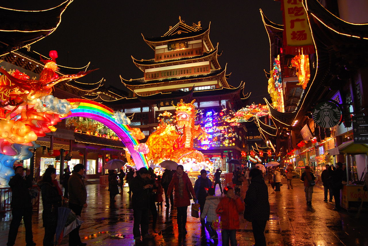 Chinese shanghai 2012 2