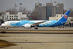 China Southern Airlines, B-1167, Boeing 787-9 Dreamliner (46721325275).jpg