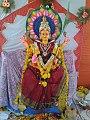 Chinalingala Dussera 2014 Sri Lalitha devi Alamkaram by Girikonda.jpg