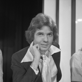 Chris Roberts in 1976