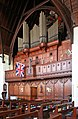 Christ Church, Manchester Road, Isle of Dogs - Organ - geograph.org.uk - 2384195.jpg