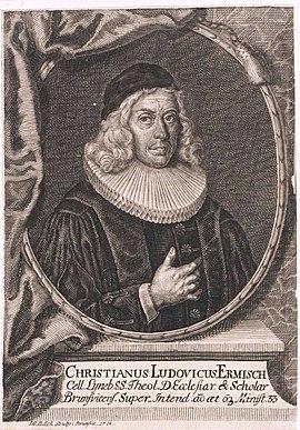 Christian Ludwig Ermisch