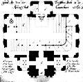 Christians Kirke Copenhagen 1754 plan.jpg