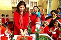 Christmas celebration in school kv vigyan vihar, delhi, india.jpg