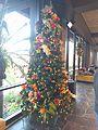 Christmas tree at the Polynesian (30857595093).jpg