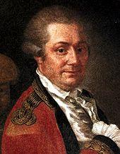 Der Vater Carl von Imhoff (Quelle: Wikimedia)