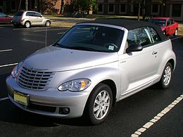 Chrysler PT Cruiser Convertible 2006 USA.JPG