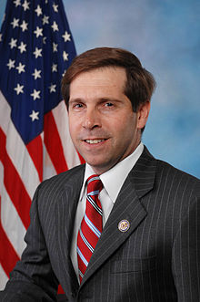 Chuck Flieschmann, Official Portrait, 112th Congress.jpg