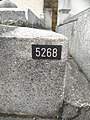 Cimetière de Villefranche-sur-Saône - Numérotation des tombes.jpg