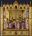 Cione, Jacopo di - Crucifixion - National Gallery.jpg