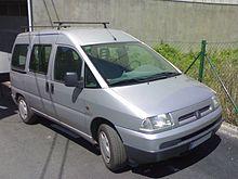 Citroën Jumpy 1995 2004
