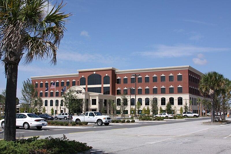 City of North Charleston city hall.JPG