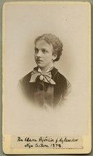 Clara Björlin, porträtt - SMV - H1 179.tif