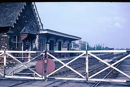 Claydon (Buckinghamshire) station (1967).JPG