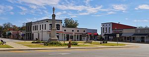 Clayton Alabama Courthouse Square.JPG